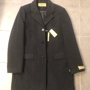 Men's trench coat/winter jacket